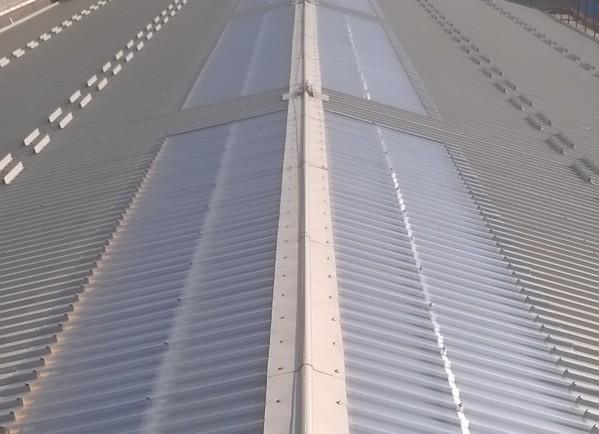Lucernari su tetto
